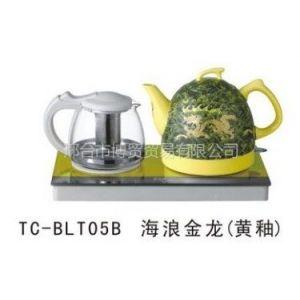 供应精品陶瓷套装电水壶