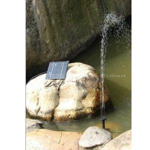 供应太阳能水泵/太阳能花园喷泉泵