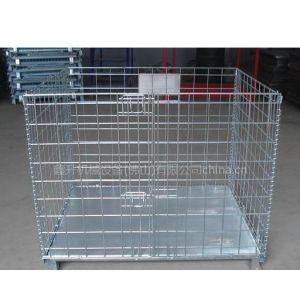 供应仓库笼|折叠式仓库笼|周转铁笼|周转笼