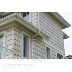 供应岚联供应PVC落水管价格|PVC雨落水管规格|别墅PVC落水管厂家