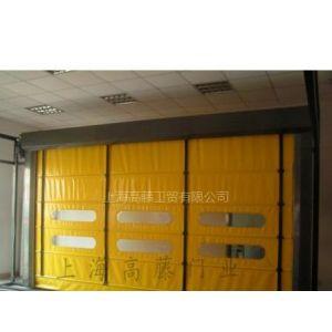上海高藤门业 供应背带式快速门 密封性强、不积尘、高稳定性、易清洗,附合GMP要求