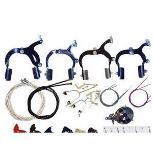 自行车、电动车钳形闸、刹线、手闸v刹、抱闸、闸把等