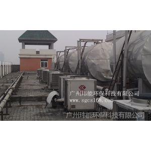 供应广州市发廊宾馆旅店太阳能空气能热泵中央热水系统工程