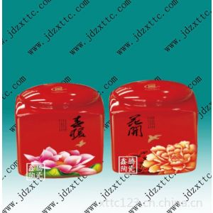 供应格茶叶罐,鑫腾陶瓷直销,大量定做茶叶罐