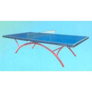 供应开平市生产乒乓球台,乒乓球台配件