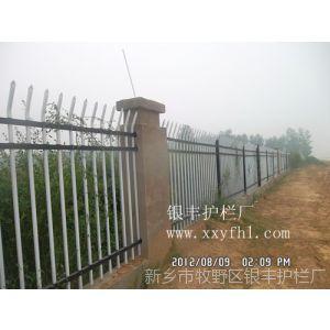 供应欧式户外栏杆 庭院铁艺栏杆 热镀锌围墙栏杆 河南新乡护栏厂家