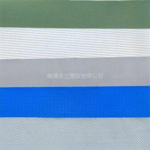 供应PVC夹网胶皮 HL-40 幅宽137cm