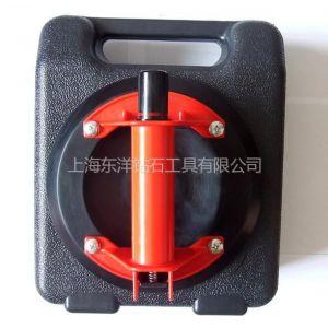 供应上海东洋气泵式真空吸盘,操作方便,吸提70kg,内附详图