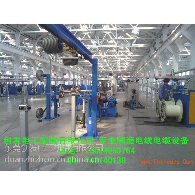 创发 45硅胶机 硅胶管 硅胶线生产线