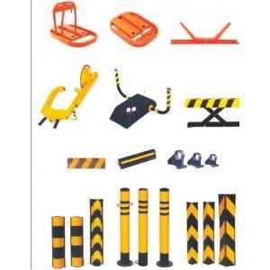 供应济南交通设施/山东济南交通器材/济南停车场设施及车位画线规划施工