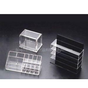 供应亚克力收纳盒,格子盒,压克力四方盒