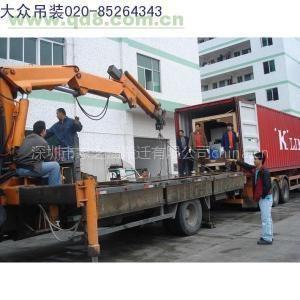 供应深圳坪山搬厂公司, 坪山仓库搬运,工厂机器吊装移位