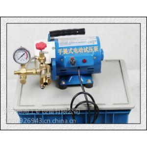 供应提供德海牌DSY-60携式电动试压泵