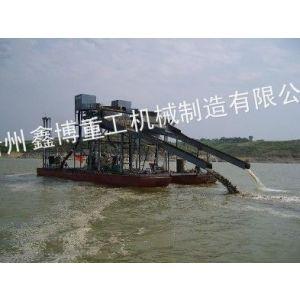 供应鑫博重工定制挖沙选铁船,价格,配置详情请点击