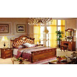 供应套房家具,欧式新古典套房,民用卧室家具,实木床