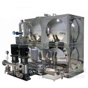 箱式管网叠压供水设备,无负压供水设备,箱式变频供水设备