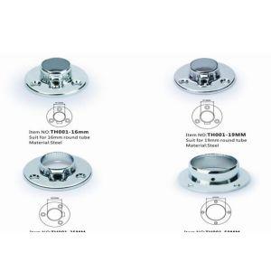 供应HUIXUN牌16.19.25MM铁法兰衣通托衣管托管件TUBE SUPPORT