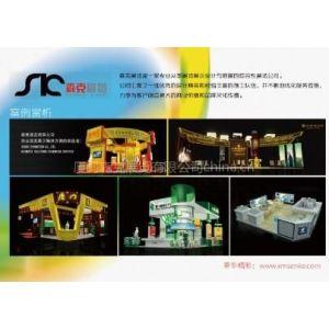 2012年福州87届全国糖酒会厦门森克展览一条龙服务展台设计搭建