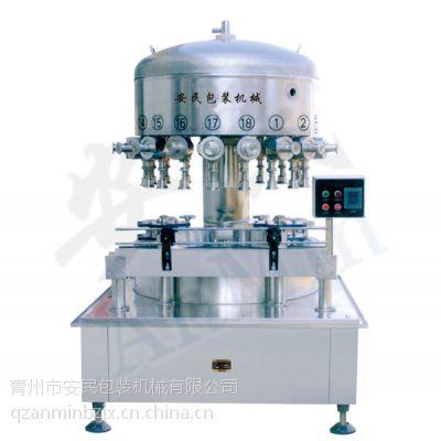 酒水类灌装机全自动灌装机的生产厂家