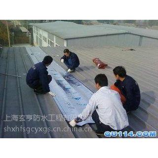 上海彩钢瓦房漏水维修|上海别墅阳台防水施工|外墙飘窗漏水维
