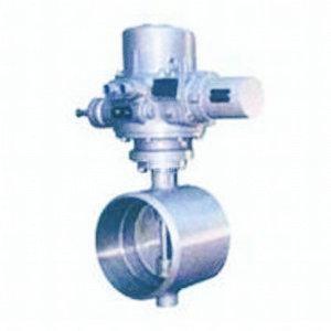 供应d963h电动焊接蝶阀图片