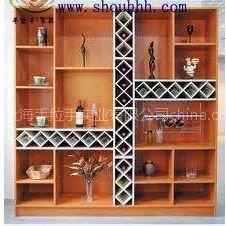 供应实木酒柜,装饰架