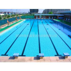 供应供应标准游泳池/水疗池/温泉池/别墅泳池/冲浪池