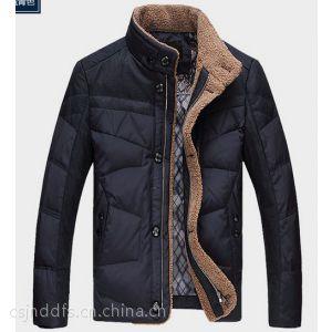 供应苏州羽绒棉衣外套男式批发 常熟品质羽绒棉衣厂家价格
