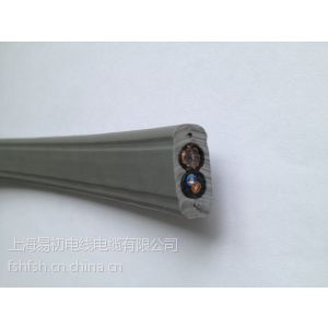 电梯视频随行电缆产品 TVVB2G-TV 75-5 2*1.0电梯视频电缆