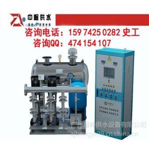 供应南宁变频供水系统,南宁箱式无负压供水设备价格