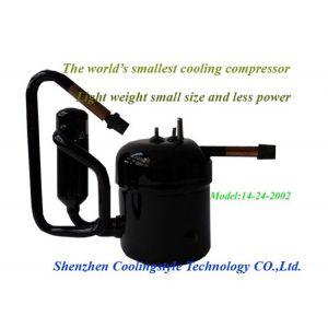 供应微型直流24V制冷压缩机6500转超大制冷量