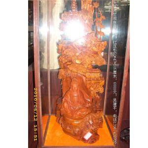供应观音,红豆杉雕刻观音
