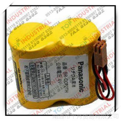 BR-CCF2TH,6V 5Ah,Panasonic电池