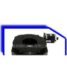 供应精密型电动旋转台(蜗轮蜗杆): ZX110-200 北京联英精机