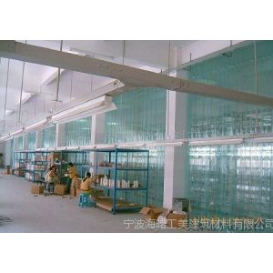 供应杭州PVC软门帘食品厂专用帘