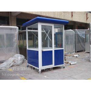 供应供应海南海口保安岗亭,海南三亚彩钢治安岗亭,不锈钢候车亭