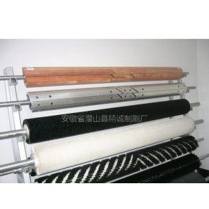 磨革机毛刷及各类皮革机械毛刷