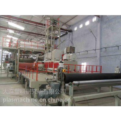 供应PVC灯箱布/喷绘布/篷布生产线