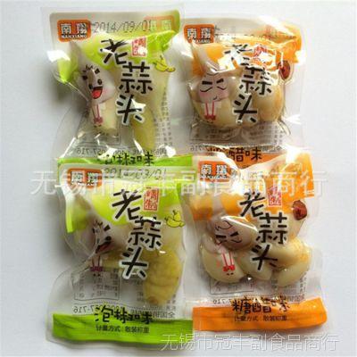 南翔 老蒜头 精制大蒜头 独立小包称重 2口味供选 5斤/袋