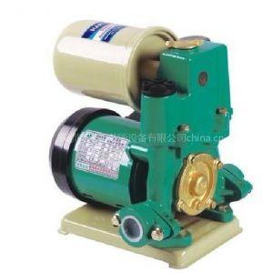 供应韩进PHJ-370A冷热水全自动自吸泵 家用管道增压泵 加压泵