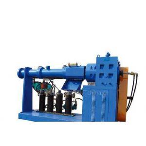 供应120MM上海橡胶挤出机 塑胶挤出设备