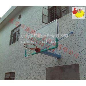 供应厂家直销壁挂式篮球架 标准篮球板 悬挂式篮球架 复合篮球板 挂墙篮球架