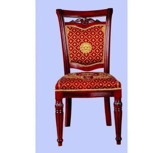 供应餐椅(中式皇冠面料)