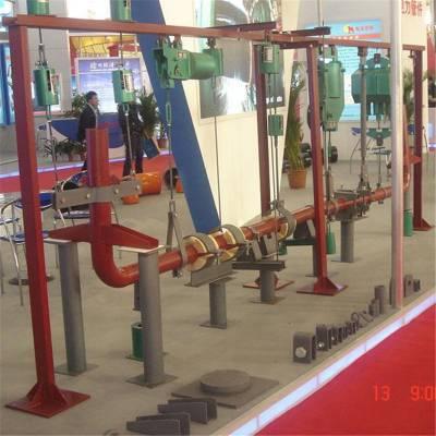 GKD-AG上螺纹悬臂吊,现货供应多功通锅炉配附件管部管支撑专用 优质弹簧支吊架管部