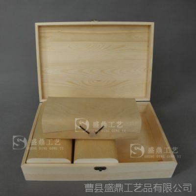 松木礼盒桦木包装盒桦木树皮木盒桦木盒套装定做批发高档茶叶盒
