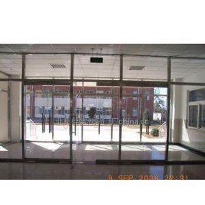 供应北京东城区修自动门玻璃门