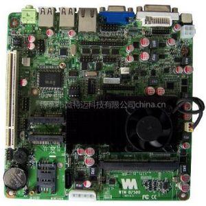 供应D2500主板 D2550主板异步双显双Mini-PCI E工控主板(WTM-i2)