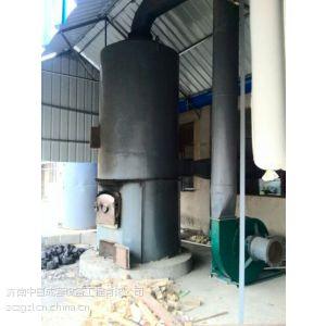 供应立式燃煤热风炉