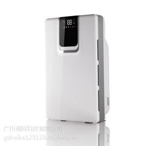 供应广州空气净化器厂家 家用空气净化器负离子净化 数字显示pm2.5