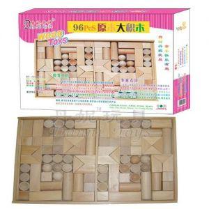 供应小额混批供应丹妮木制玩具,益智玩具,原木大积木